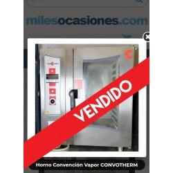 Horno Convención Vapor CONVOTHERM