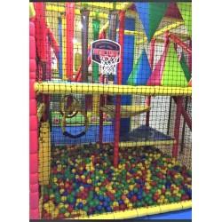 Parque de bolas  12 x 5 metros