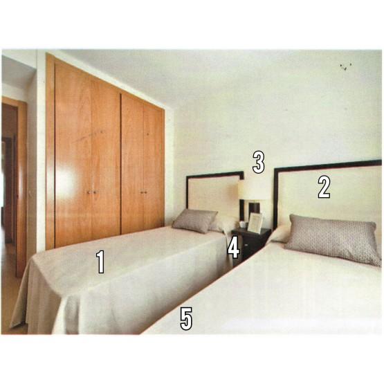 Dormitorio Doble MENORCA