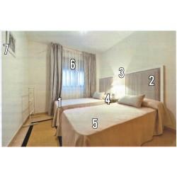 Dormitorio Doble IBIZA