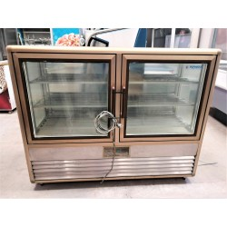 Congelador 2 puertas TECFRIGO