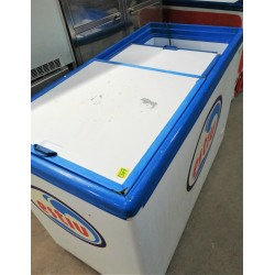 Congelador helados 127cm de largo