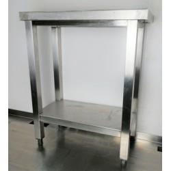 Mesa pequeña estrecha 60cm
